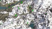 Fort Neugrad on map