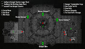 Karagas' Tower main floor-localmap