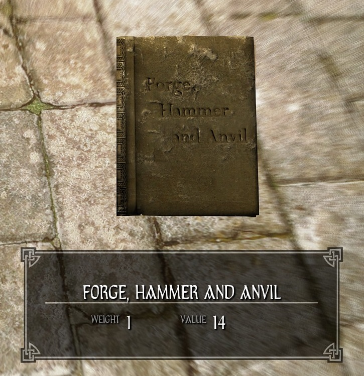 Forge, Hammer and Anvil