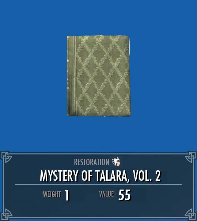Mystery of Talara, Vol. 2