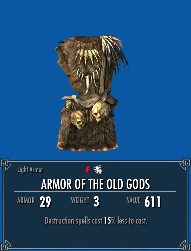 Armor of the Old Gods