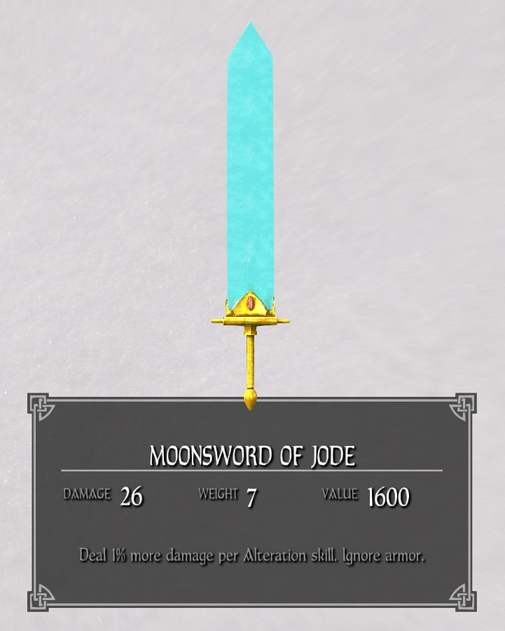 Moonsword of Jode
