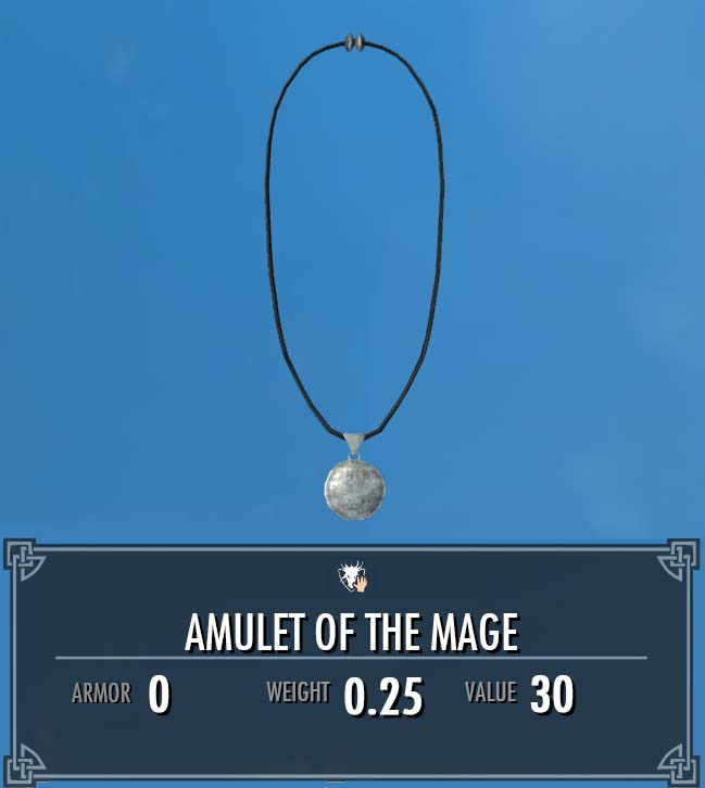 Amulet of the Mage