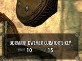 Dwemer Curator's Key