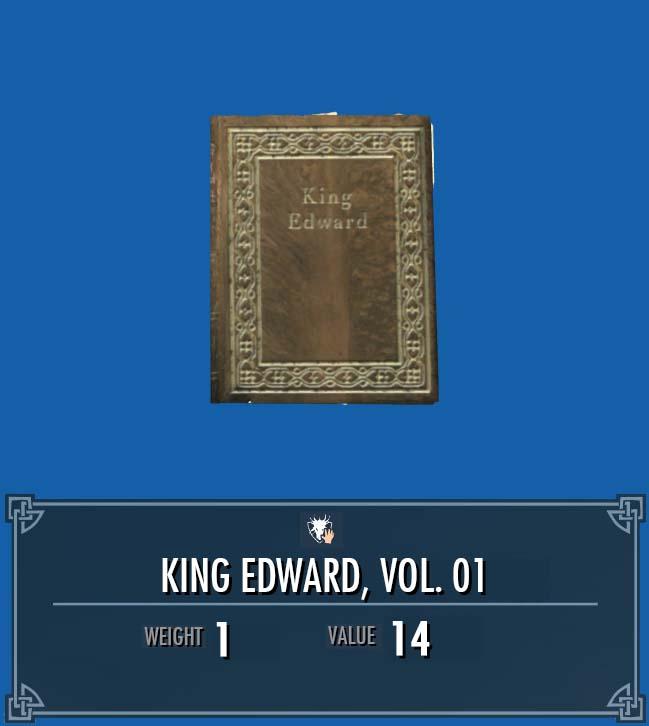 King Edward, Vol. 01