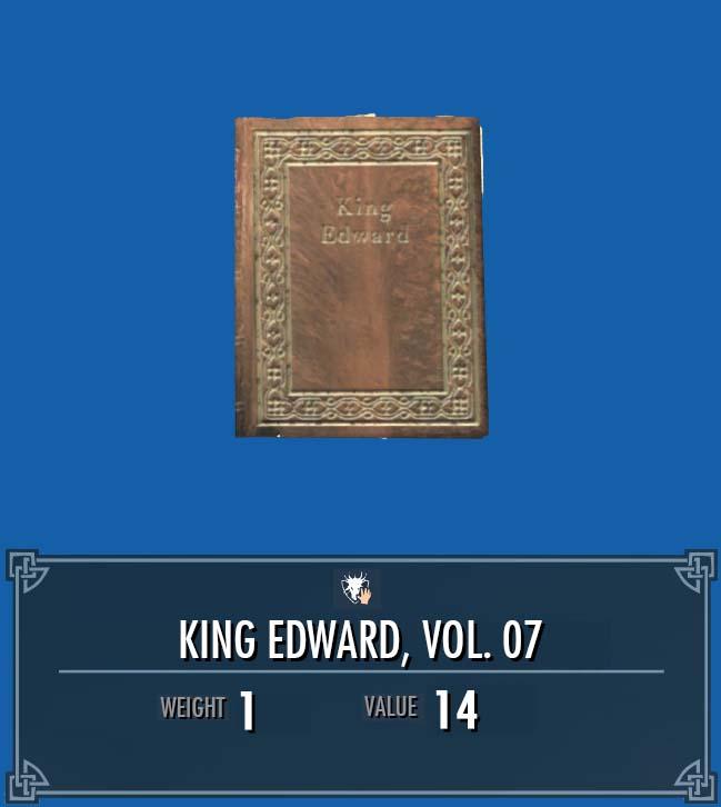 King Edward, Vol. 07