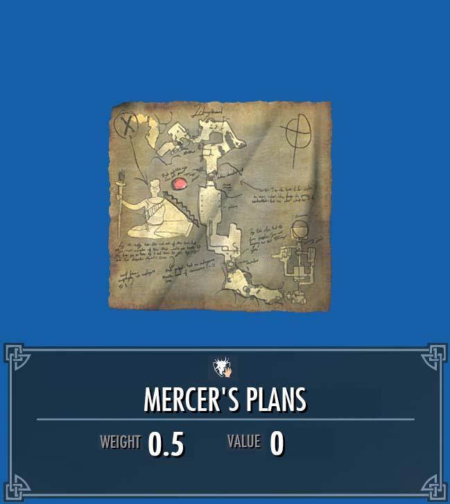 Mercer's Plans