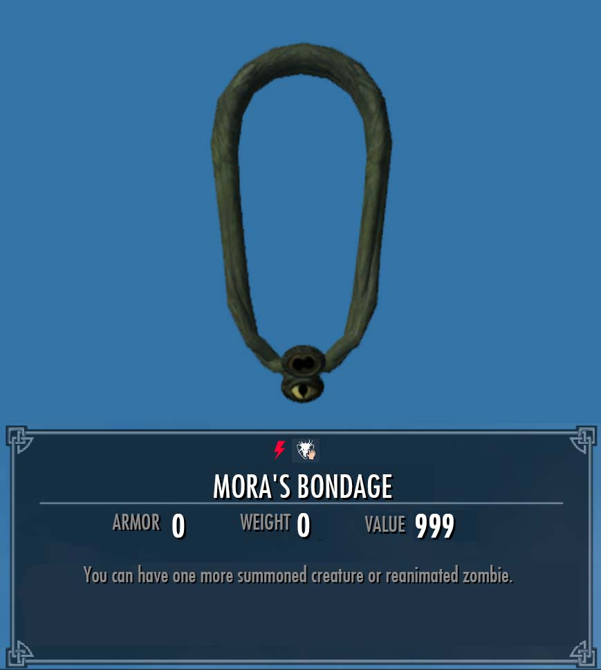 Mora's Bondage