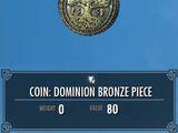 Coin: Dominion Bronze Piece