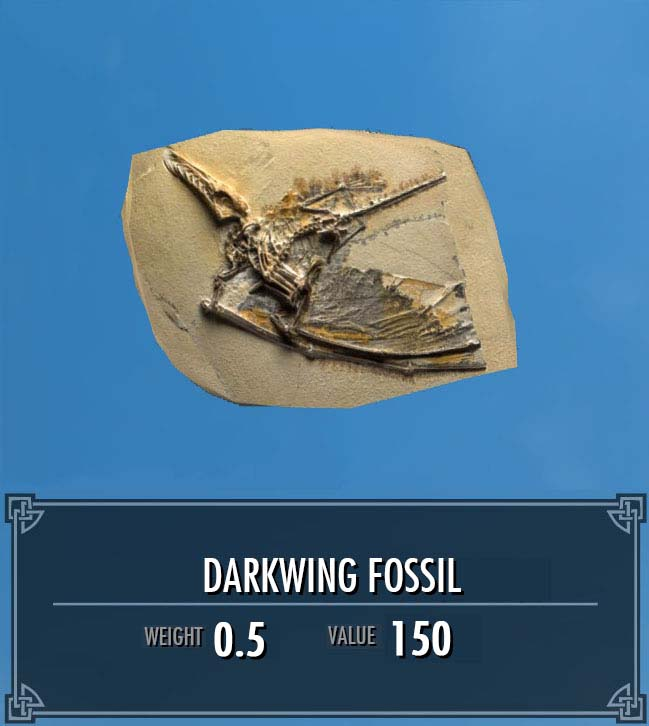 Darkwing Fossil