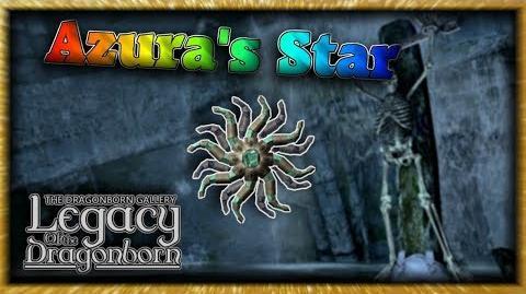 Black Star - (Daedric Displays -3) - Skyrim SE (Legacy)