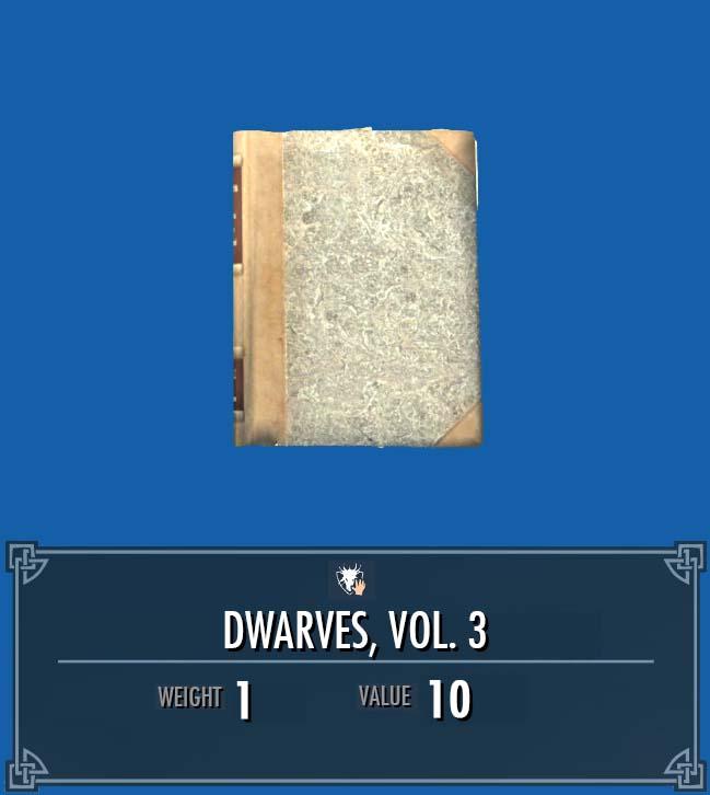 Dwarves, Vol. 3
