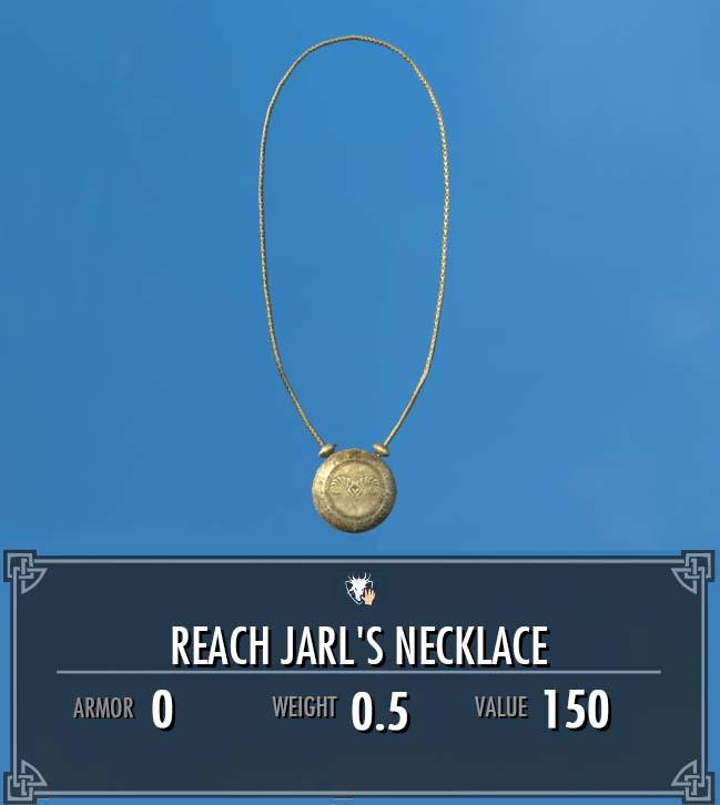 Reach Jarl's Necklace