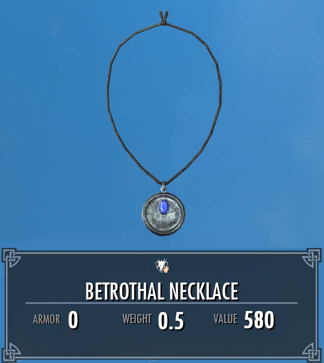 Betrothal Necklace
