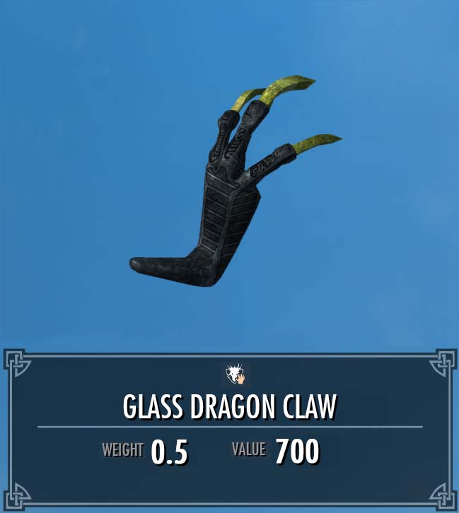 Glass Dragon Claw
