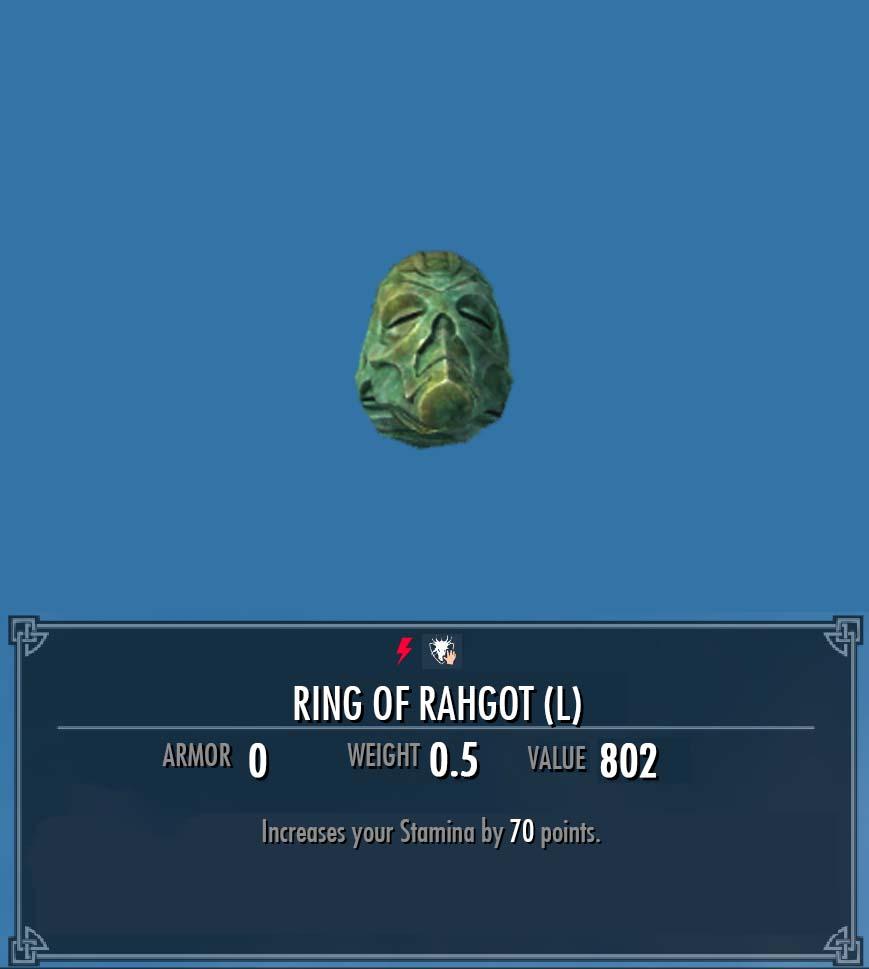 Ring of Rahgot