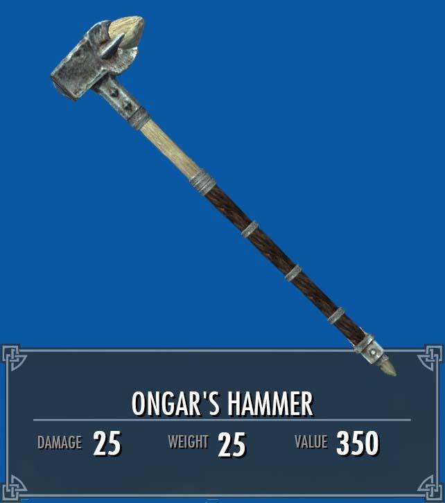 Ongar's Hammer