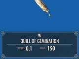 Quill of Gemination