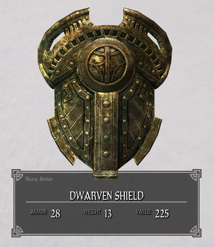 Dwarven Shield