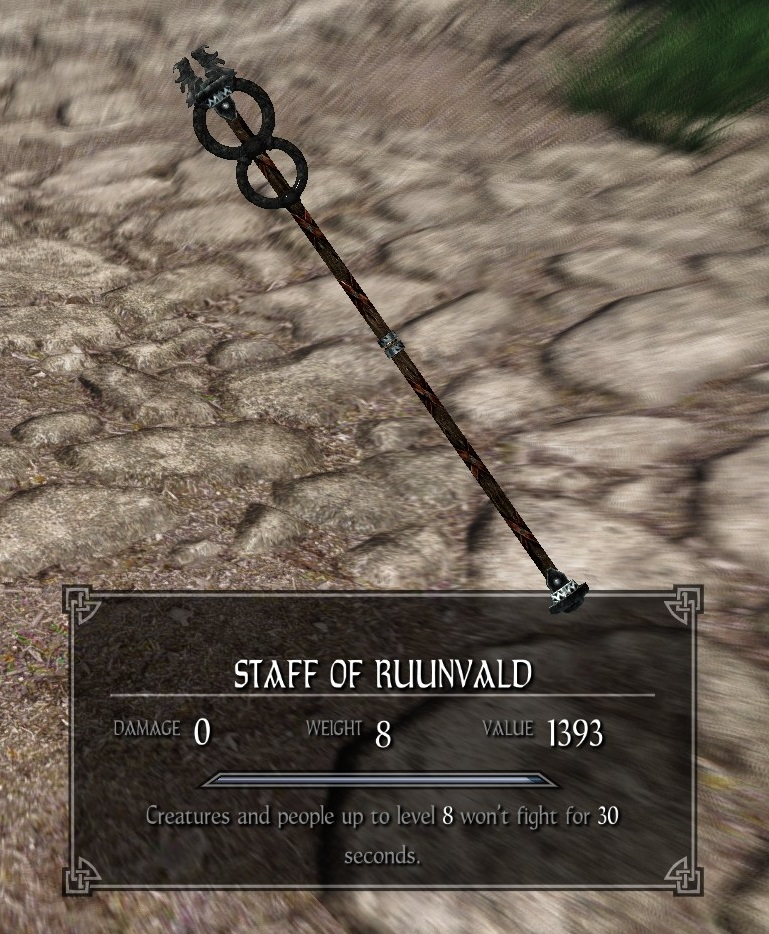 Staff of Ruunvald