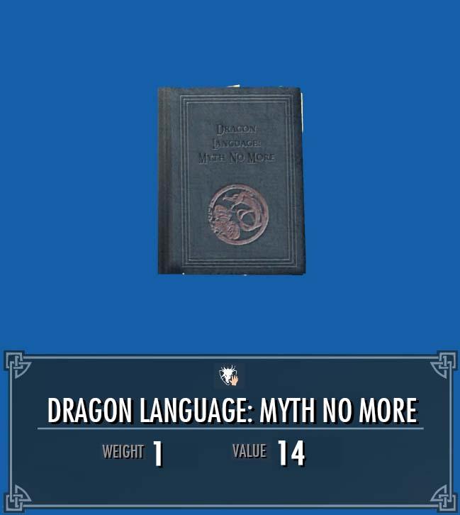 Dragon Language: Myth no More