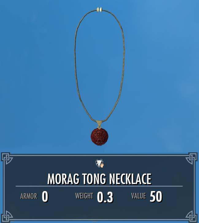 Morag Tong Necklace