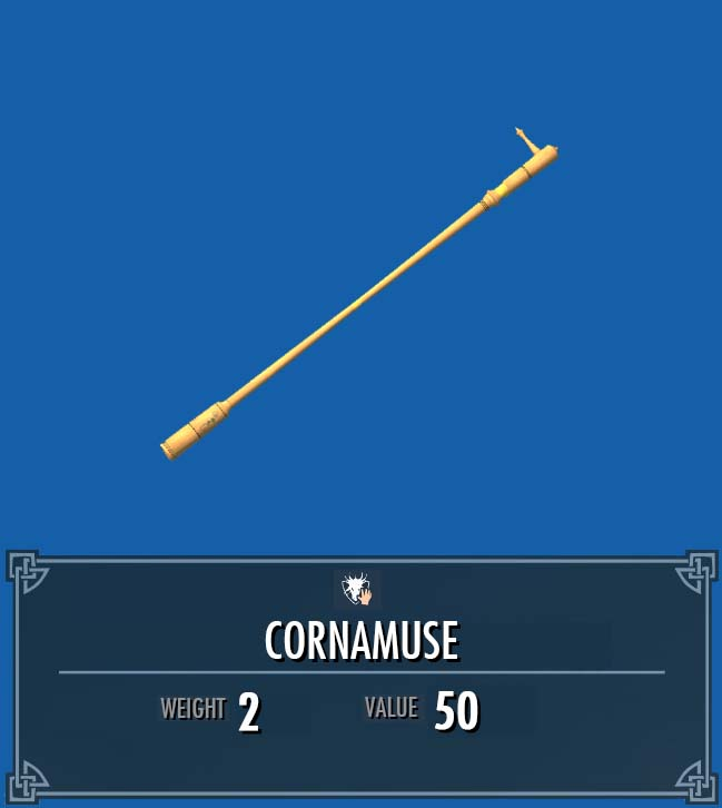 Cornamuse