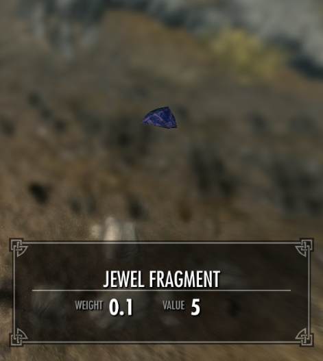 Jewel Fragment