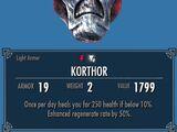 Korthor