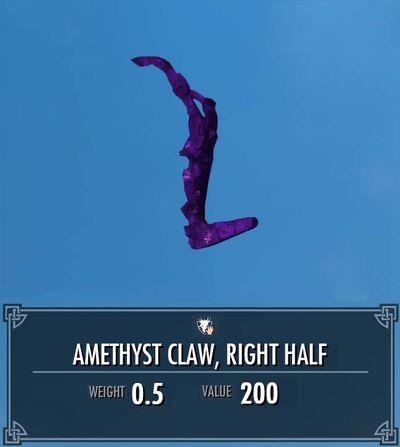 Amethyst Claw, Right Half.jpg