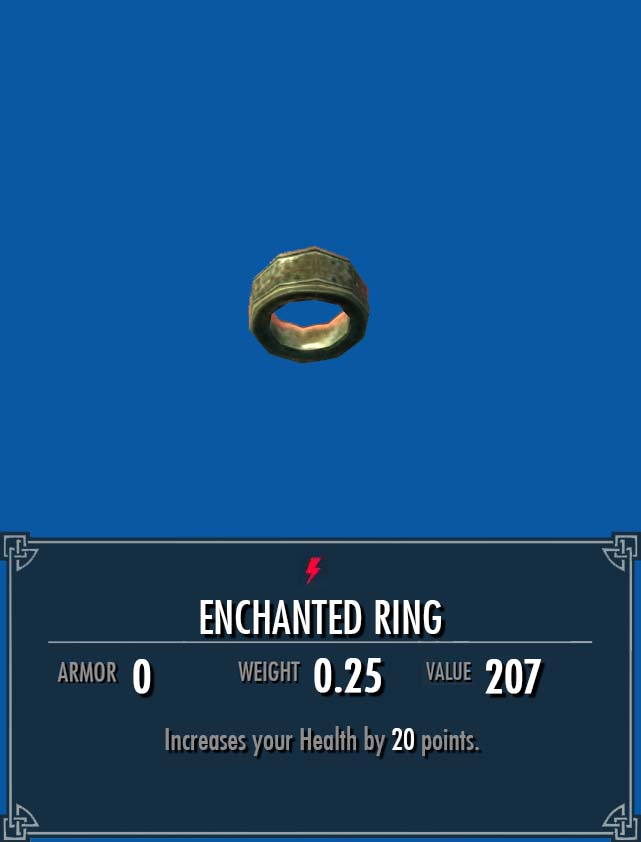 Enchanted Rings