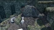 Saargrunde Entrance-unexcavated