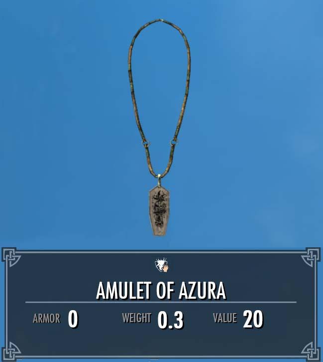Amulet of Azura
