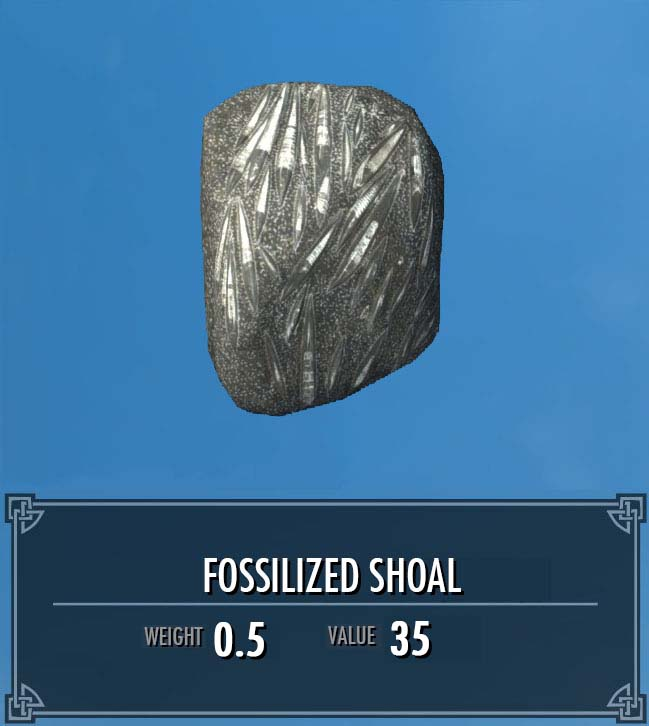 Fossilized Shoal