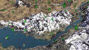 Ilinaltas Deep on map