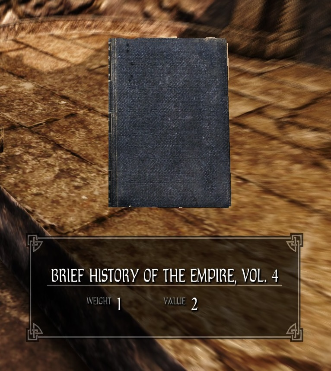 Brief History of the Empire, Vol. 4