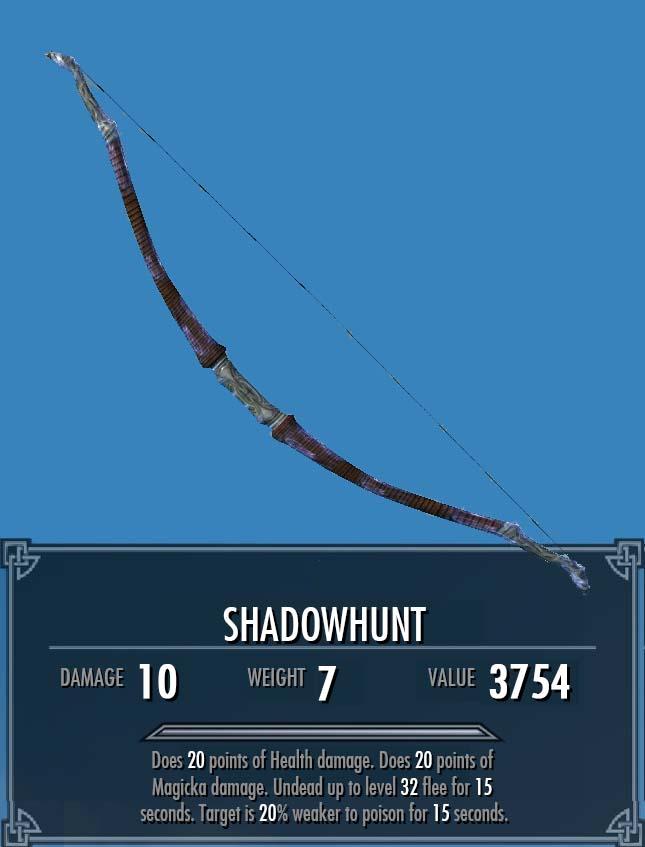 Shadowhunt (More Interesting Loot)