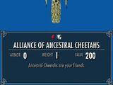 Alliance of Ancestral Cheetahs