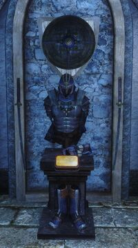 Main Room Blades Armor Display.jpg