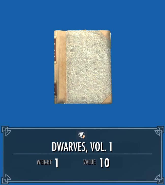 Dwarves, Vol. 1