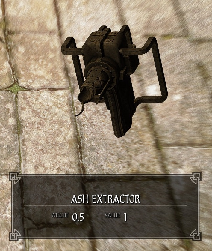 Ash Extractor