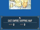 East Empire Shipping Map