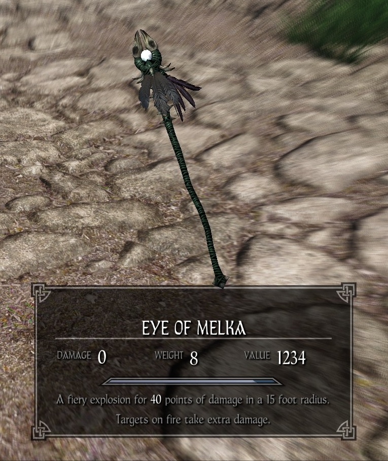 Eye of Melka