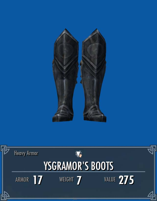 Ysgramor's Boots