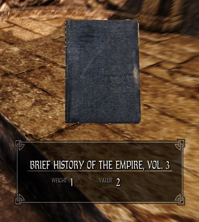 Brief History of the Empire, Vol. 3