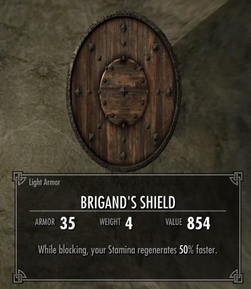 Brigand's Shield