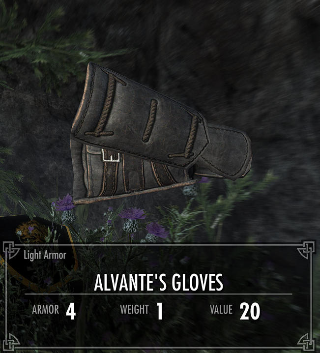 Alvante's Gloves