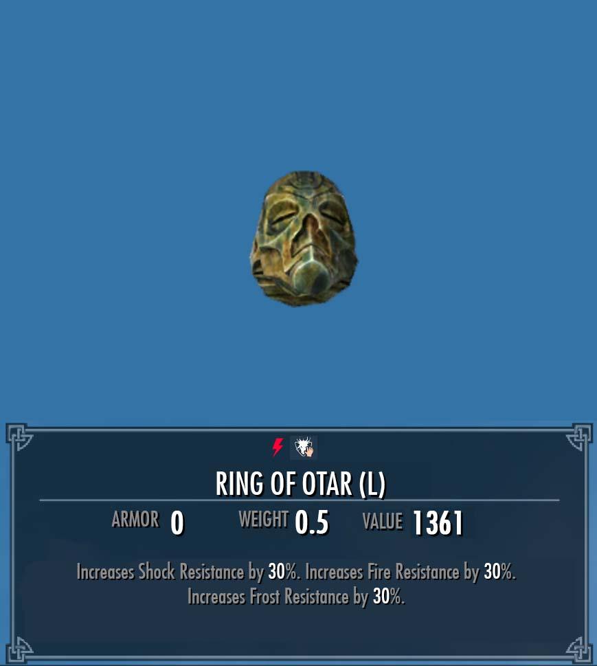 Ring of Otar