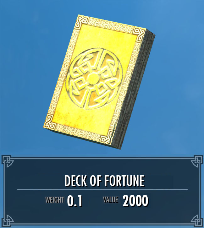Deck of Fortune