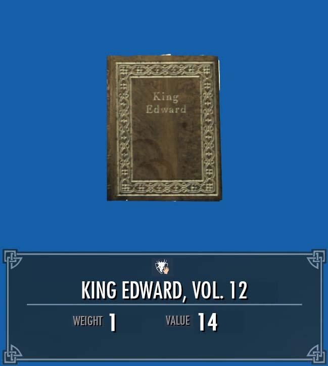 King Edward, Vol. 12